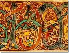 Book of kells art