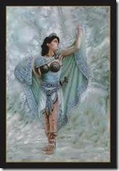 Danu of the Tuatha De Danann