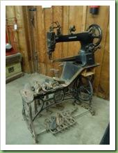 Ciara -- Cobbler's Sewing Mach.