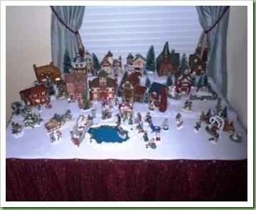 Christmas village 1 smJPG