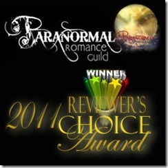 PRG Reviewer's Choice Award