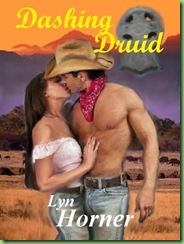 Dashing Druid cover 2