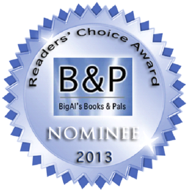 BigAl's Books & Pals Award Nominee