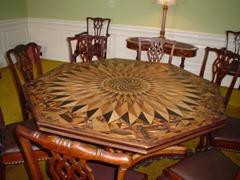 Dub.C. Devil table