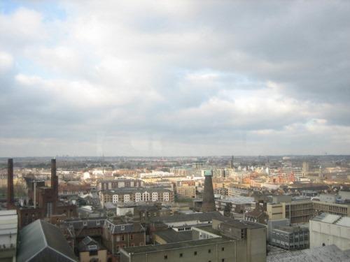 Dublin panorama