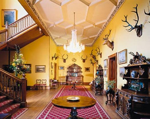 Muckross main hallway