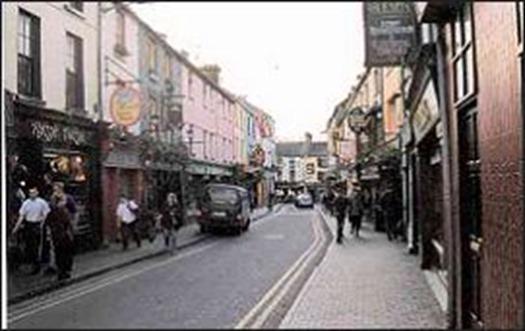 Plunkett Street, Killarney
