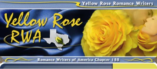 Yellow Rose Header