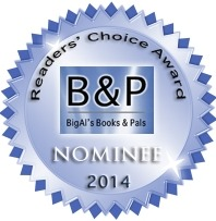 Books & Pals Award Nominee 2014 SM.