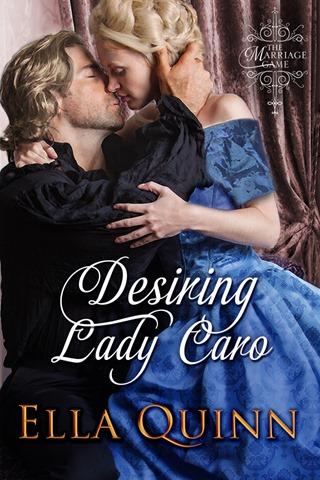 DESIRING LADY CARO