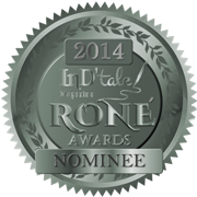 Dearest Irish is nominated for a Rone Award in the American Historical category.