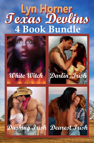 Texas Devlins 4 Book Bundle 2