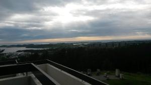 Evening time from Ullandhaug tower