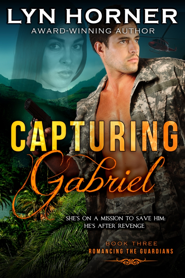 Book Promotion – Capturing Gabriel by: Lyn Horner