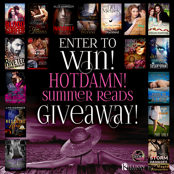 EnterToWinHotDamnSummerReadsGiveaway