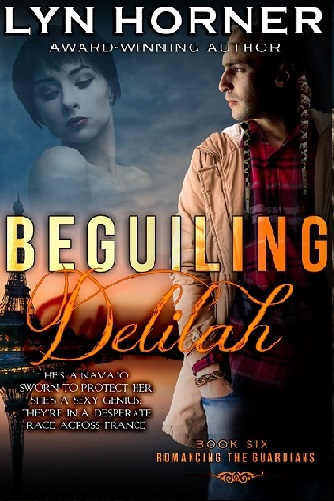 Beguiling Delilah scaled down