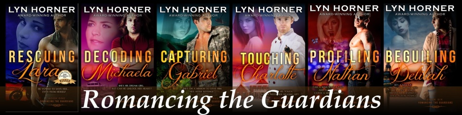 Romancing the Guardians 6-Book Banner